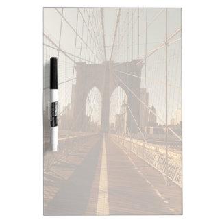 Puente de Brooklyn Pizarras