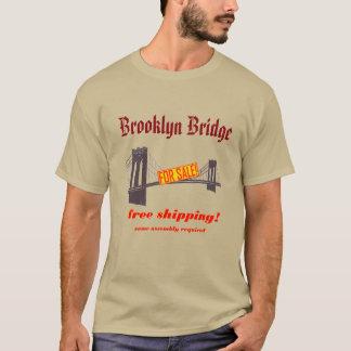 Puente de Brooklyn Playera