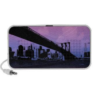 Puente de Brooklyn Portátil Altavoz