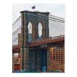 Puente de Brooklyn Postales