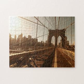 Puente de Brooklyn Puzzle