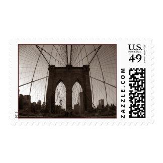 Puente de Brooklyn Sellos