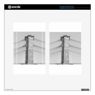 Puente de Brooklyn Skins Para Kindle Fire