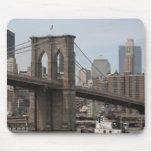 Puente de Brooklyn Tapete De Raton