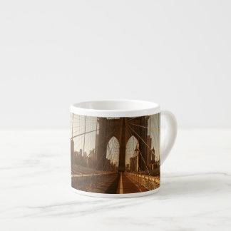 Puente de Brooklyn Taza Espresso