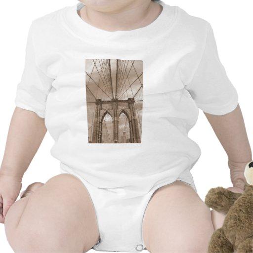 Puente de Brooklyn Trajes De Bebé
