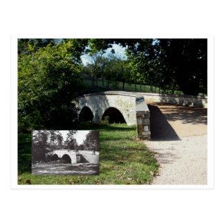 Puente de Burnside Tarjeta Postal