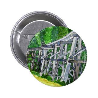 Puente de caballete pins