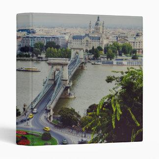 Puente de cadena, Budapest