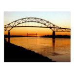 Puente de Cape Cod Bourne Postal