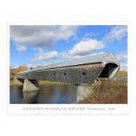 Puente De Cornualles-Windsor Tarjeta Postal
