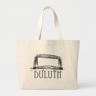 Puente de elevación aéreo de Duluth Bolsas De Mano