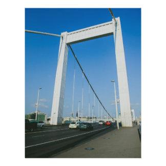 Puente de Elisabeth, Budapest Tarjetón