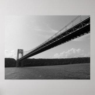 Puente de George Washington I Posters