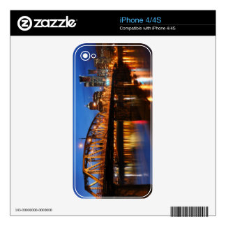 Puente de Hawthorne iPhone 4 Skins