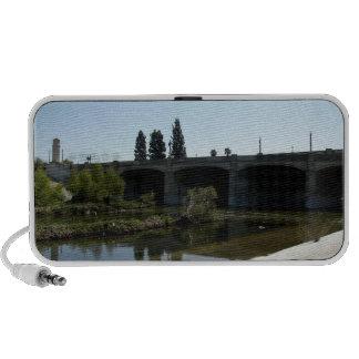 Puente de Hyperion Altavoz De Viajar