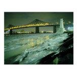 Puente de Jacques Cartier, Montreal, Quebec, Canad Tarjetas Postales