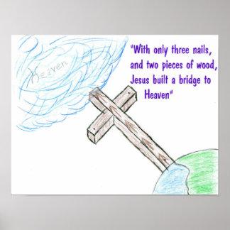 Puente de Jesús Posters