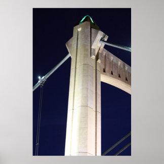 Puente de la avenida de Washington Impresiones