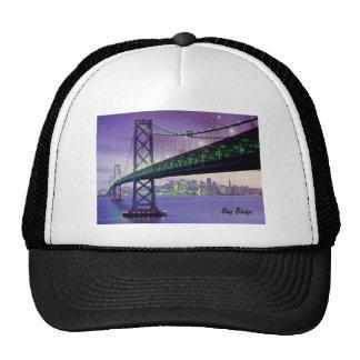 Puente de la bahía gorras de camionero