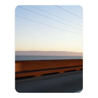 """Puente de la bahía invitación 4.25"""" x 5.5"""""""