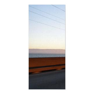 """Puente de la bahía invitación 4"""" x 9.25"""""""