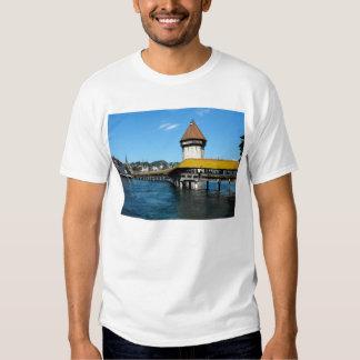 Puente de la capilla, Alfalfa, Suiza Camisas