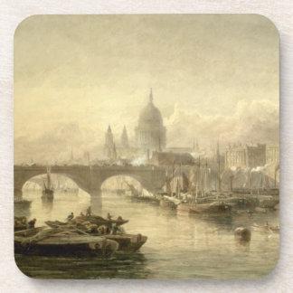 Puente de la catedral y de Londres de San Pablo de Posavasos De Bebidas