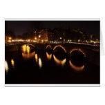 Puente de la noche felicitación