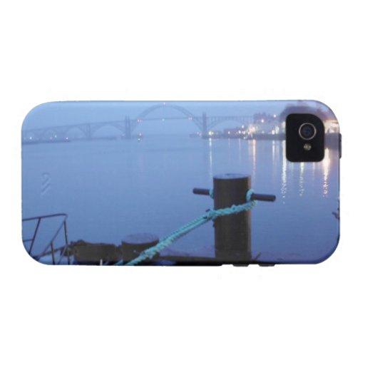 Puente de la noche iPhone 4/4S carcasas