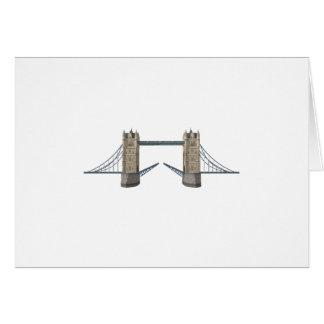 Puente de la torre de Londres modelo 3D Felicitaciones
