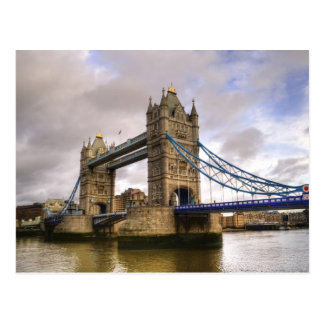 Puente de la torre de Londres Postales