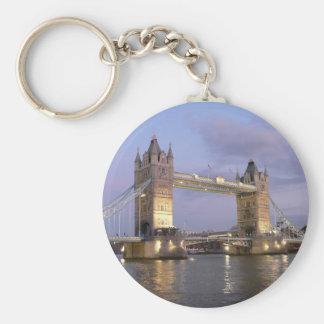 Puente de la torre del llavero de Londres