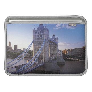Puente de la torre en Londres Funda Macbook Air