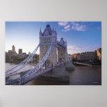 Puente de la torre en Londres Impresiones