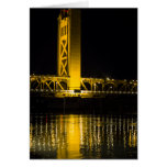 Puente de la torre felicitación