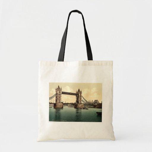 Puente de la torre, III. (ábrase), Londres, Inglat Bolsa