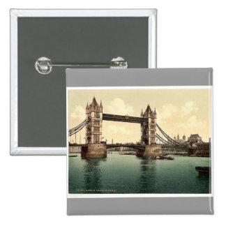 Puente de la torre, III. (ábrase), Londres, Inglat Pin