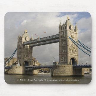 Puente de la torre, Londres Alfombrilla De Raton