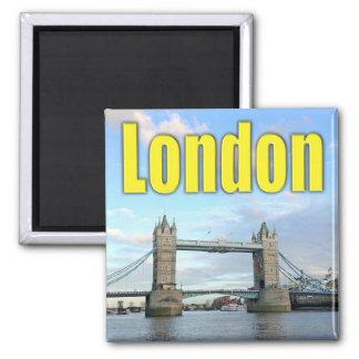 Puente de la torre - Londres Iman De Frigorífico