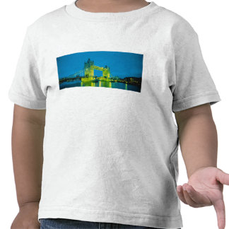 Puente de la torre, Londres, Inglaterra 3 Camisetas