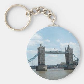 Puente de la torre Londres Llavero
