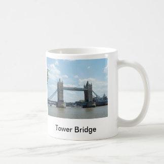 Puente de la torre, Londres Taza De Café