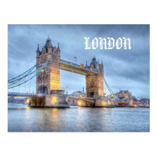 Puente de la torre postal de Londres