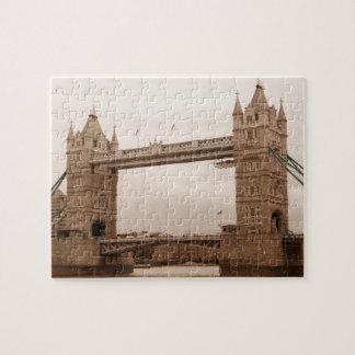 Puente de la torre puzzles