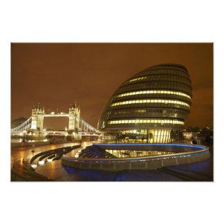 Puente de la torre, y autoridad de mayor Londres Cojinete