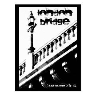 Puente de Londres, ciudad de Lake Havasu, AZ Postal