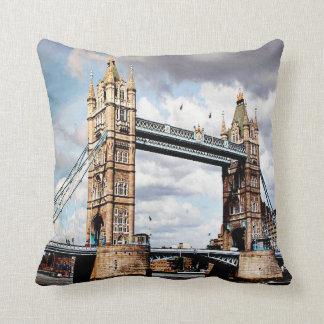 Puente de Londres Cojines