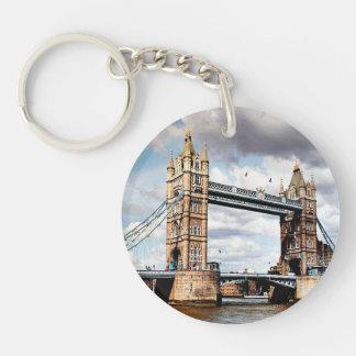 Puente de Londres Llaveros