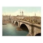Puente de Londres, Londres, Inglaterra Postales